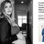 Valores: el caso de Joanna Griffiths y cómo levantó capital para su startup estando embarazada de mellizos